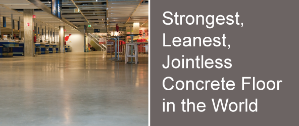Sustainable Jointless Flooring