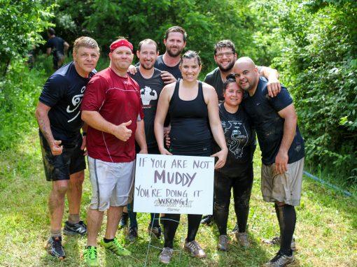 Muddy Bunker Challenge