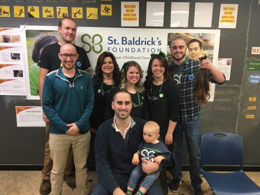 St. Baldrick's Events