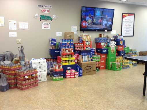 Food Drive Competition