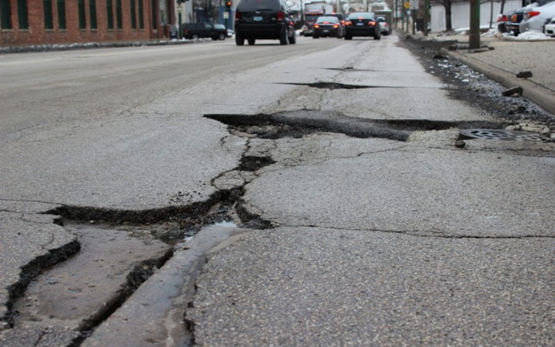 Chicago Fills Over 240,000 Potholes & Counting