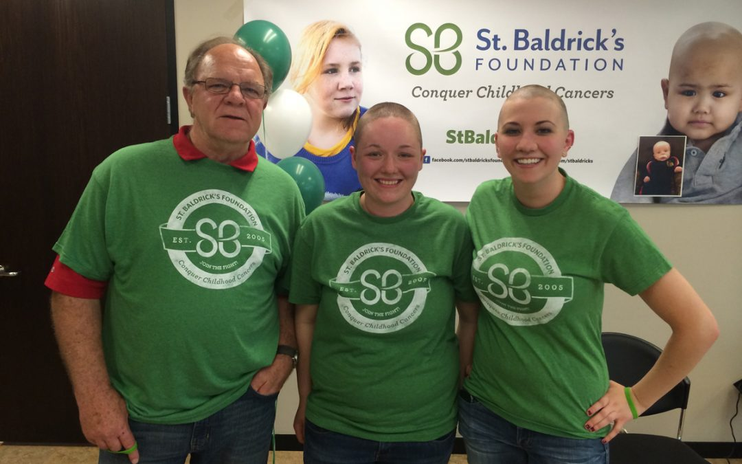 Rabine Group to Host St. Baldrick's Event