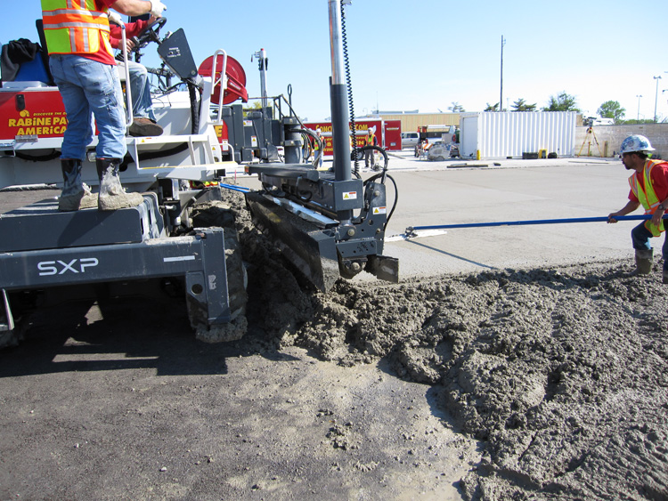 UltraLot Whitetopping: The Future In Parking Lot Pavement Is Here