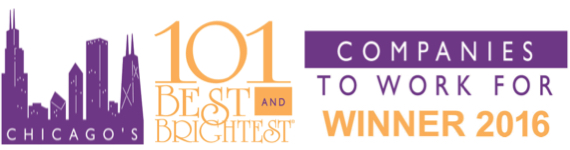 Rabine Group Awarded Chicago's  Best and Brightest Companies to Work For